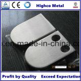 Balustrade en verre de balustrade d'acier inoxydable de la bride (6-12.76mm)