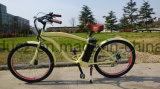 Bicicleta elétrica do indicador do LCD da bateria de lítio para a excursão