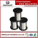 Diâmetro 0.1-10mm Fecral13 / 4 Wire Fe-Cr-Al Liga para Elemento de aquecimento