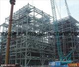 건축 디자인 빛 강철 구조물 창고