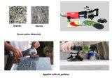 Edge Diamond Polishing Backer Pad Ferramentas abrasivas para mármore de mármore de pedra
