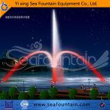 Lumière LED fontaine flottante de plein air décoratif de la musique