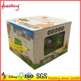 Los niños de encargo embalan la caja del juguete, paquete del juguete de los cabritos, caja acanalada