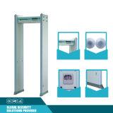 안전 두 배 적외선을%s 가진 시각적인 청취가능한 경보 아치길 금속 탐지기