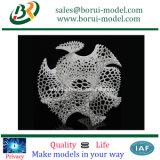 La impresión de SLS/SLA 3D parte servicio rápido del prototipo