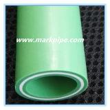 Pipe et ajustage de précision de la couleur verte PPR pour l'approvisionnement en eau