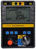 Ohmímetro de alta tensão do verificador da resistência de isolação da indicação digital