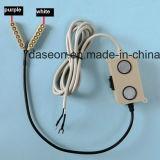 Pistas dobles y luz de la máquina de coser de los colores LED del doble para las máquinas de coser