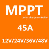 Regler des Fangpusun MPPT150/45 12V 24V 36V 48V Solarbatterie PV-Ladung-Controller-45A MPPT
