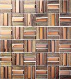 Interior Tile Edelstahl-Mosaik-Fliesen auf Promotion (AJL-AJ27)