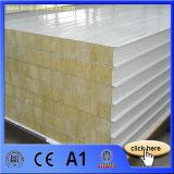 Spitzendach-Material-Felsen-Wolle-Zwischenlage-Panel