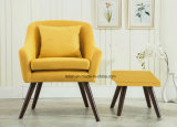 Jennifer 테일러 현대 직물 가구 단일 좌석 소파, 팔 의자 (LL-BC079)