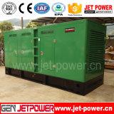 Conjunto de generador diesel insonoro la monofásico 80kw 100kVA