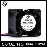 Ventilador de refrigeração mais fresco do server ventilador/1u do ventilador 4028 do gabinete do server