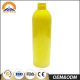 Bunte kosmetische Plastikflaschen für Shampoo