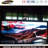 P3 visualización de pantalla de alquiler de la etapa a todo color de interior LED