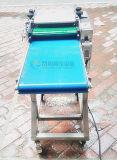 Affettatrice industriale dell'anello del calamaro dell'azienda di trasformazione dei pesci, macchina di taglio a cubetti di taglio della carne (FGB-118)