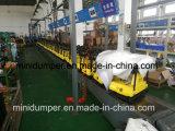 Compactor плиты камня поставкы фабрики, Compactor для сбывания, тепловозный Compactor вибрируя плиты плиты