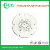 PCB de metal de aluminio con núcleo de aluminio