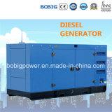 100kw generator door Chinese Motor FAW wordt aangedreven die