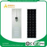 Todos en un fabricante solar integrado del alumbrado público 80W