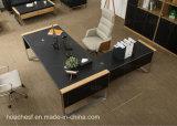 Escritorio de oficina comercial popular para el sitio de trabajo (V30A)