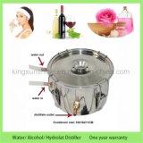 Kingsunshine 8L/2gallon Edelstahl-Dampfkessel-Ausgangsspiritus-DestillierapparatMoonshine noch mit Wasser-Pumpe