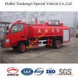 6ton de Vrachtwagen van het Vuurwater Dongfeng van Euro3