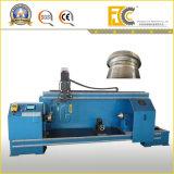 Máquina redonda de la soldadura continua de la carrocería del cilindro del compresor del nitrógeno