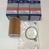 Genuino parte cartucho de filtro de aceite para Hyundai 26320-3c30A