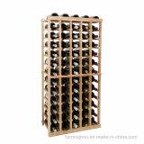 Vintage 126 Garrafa De Madeira Vinho Estante de prateleira Montar Adega de Vinho