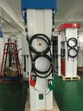 高品質2pump (RtHg224燃料ディスペンサーの浸水許容の) -4flowmeter-4nozzle-4display-4keyboard