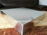 Angle de 100mm en aluminium soudé Panneaux d'Honeycomb pour les couvercles de trémie