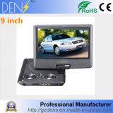 9-дюймовый портативный DVD плеер Evd поворотным экраном