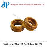 De Ring PE0101 van de Werveling van de Uitrusting van de Verbruiksgoederen van de Scherpe Toorts van het Plasma van Trafimet A101/A141