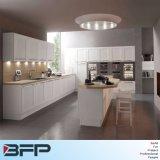 De u-vormige Keukenkast van Pcv van de Ontwerpen van de Keuken