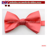 Laço de poliéster Tie Bowtie Microfiber Adulto ajustável Laço (B8099)