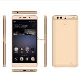 """5.5""""pulgadas Fingerpint 4G Smartphone Android 6.0 de cuatro núcleos con Ce y doble cámara (P9 4G)"""