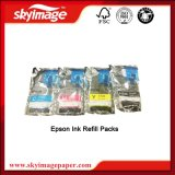 Pacchetti della ricarica dell'inchiostro di sublimazione della tintura con il chip per Epson F7000