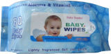 100% 대나무 Fiber Wipes Hypoallergenic, Bleach 및 Fragrance Free