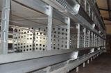 Используемое птицефермой оборудование клетки цыпленка реактор-размножитела (тип рамка)