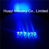 Lâmpada do dedo do diodo emissor de luz do logotipo do Imprint