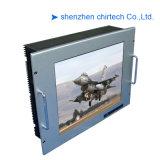 12.1 인치 교환할 수 있는 군 LCD 감시자 (LMM121WT)