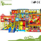 جديد تصميم صاحب مصنع لأنّ أطفال جدي ملعب داخليّ داخليّ خشبيّة منزلق ملعب [دليد226]