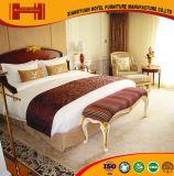 بالجملة فندق [إكف] مترف مزدوجة غرفة خشب ينحت [تثركيش] رفاهيّة غرفة نوم أثاث لازم