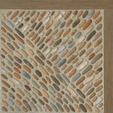 Baumaterial-Gleitschutzentwurfs-rustikale keramische Bodenbelag-Fliese