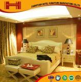 Mobilia poco costosa della camera da letto delle basi del Pakistan di legno di quercia di Dlx Poolview dell'ala del giardino