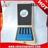 DIN инструментами паяных пластин из карбида вольфрама ЧПУ режущих инструментов