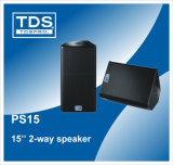 27kg, 2 X Neutrik Nl4 de Correcte Spreker van de Staaf (PS15) voor de Spreker van DJ van de Macht