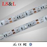 5050SMD LEIDENE Kabel Lichte Growlight voor de Verlichting van de Installatie